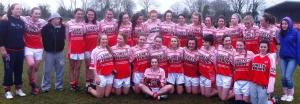 2013-03-02 - Loreto Snr All-Irl Semi Final Winners over Omagh