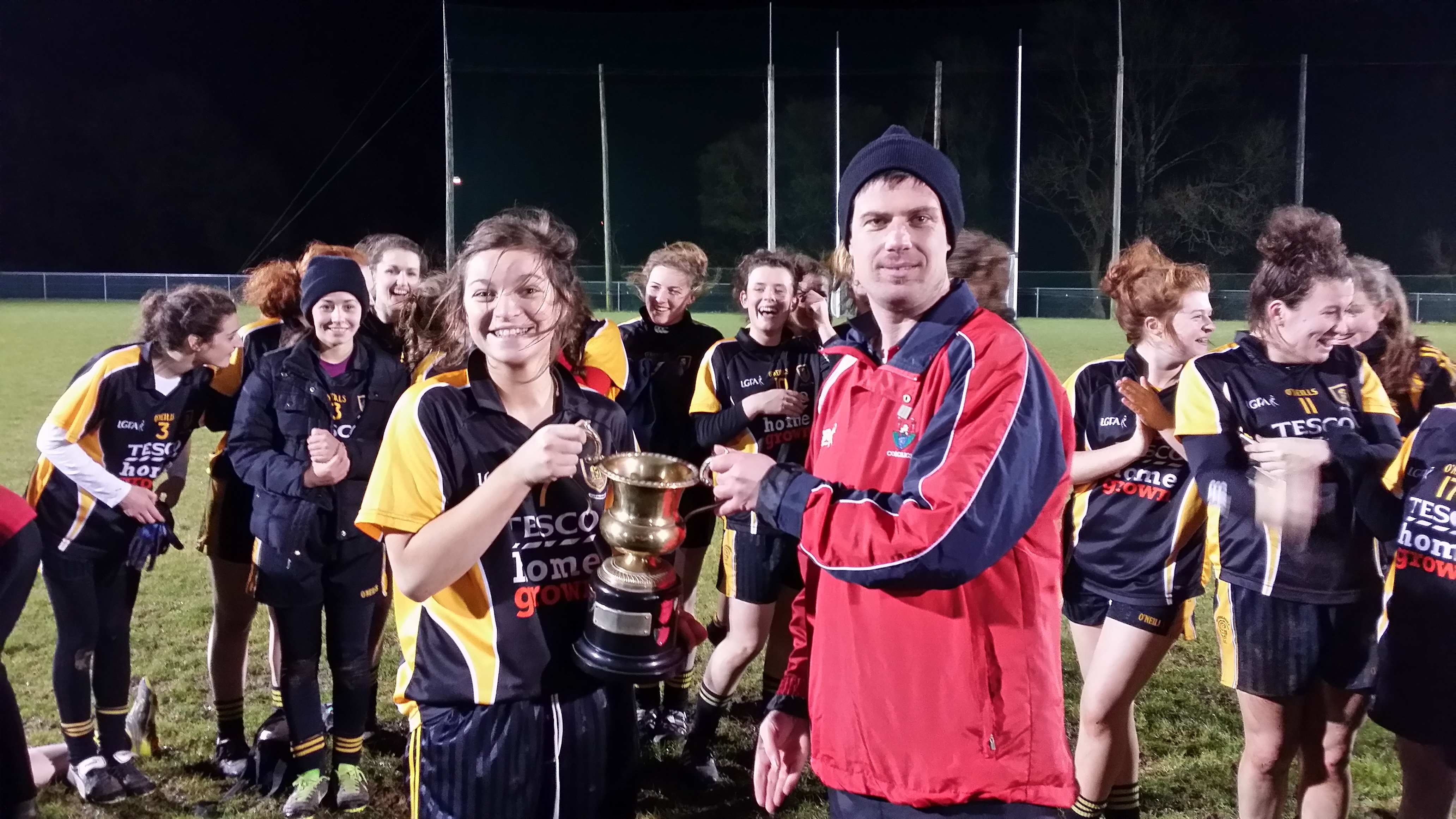 Mourneabbey U21A County Champions (2)