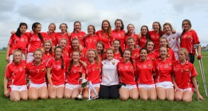 Cork U16s_All Ireland