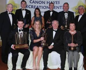 Canon Hayes Awards 2014